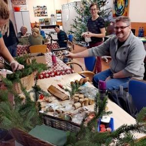 Przygotowania do  Świąt Bożego Narodzenia