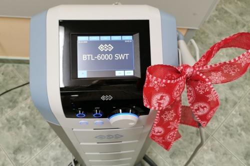 Nowy Rok to i nowy sprzęt rehabilitacyjny w Centrum Rehabilitacji SM