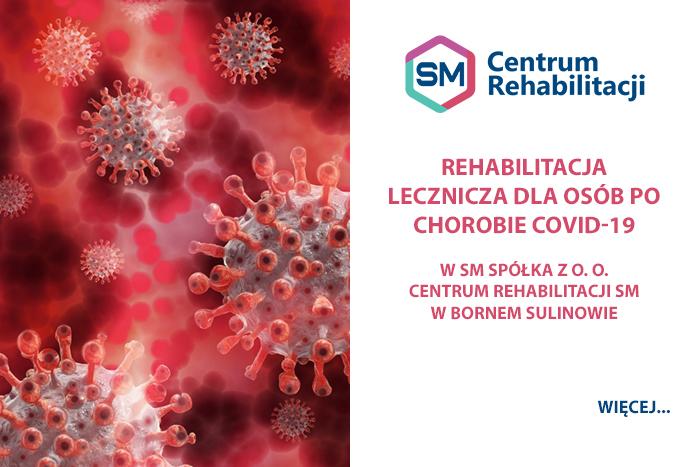Pakiet rehabilitacji dla osób po chorobie covid-19